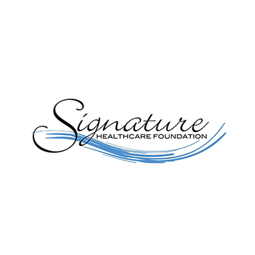 Signature Healthcare Foundation logo