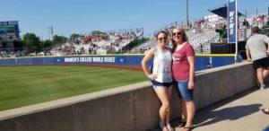 Kristy Robinson World Series