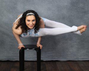 Danielle Hass Strength