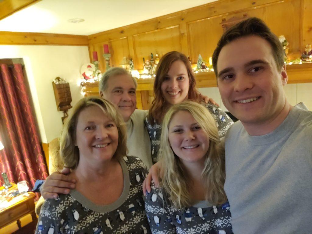 Kathy Bukaty family