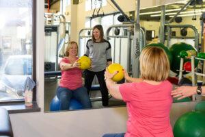 cardio and movement