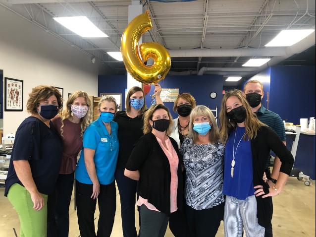 shawnee clinic 6 anniversary