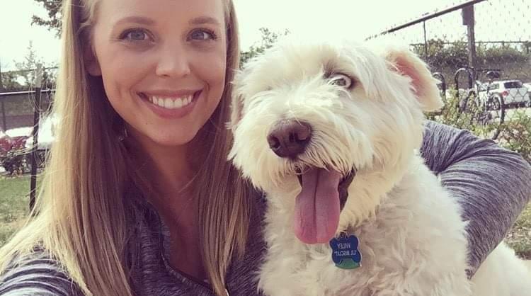 Lucy Randolph Dog