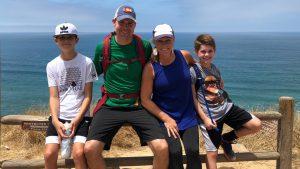 jason parker family travel