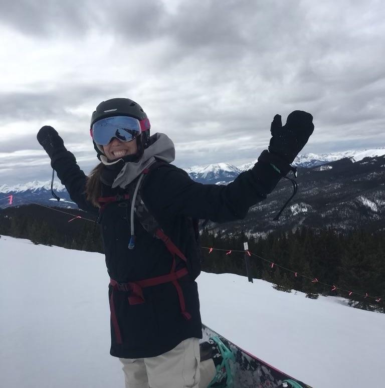 mindi snowboard