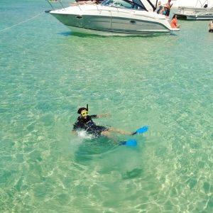 Lina Jaramillo Ocean